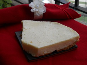 Snap Cheese cake